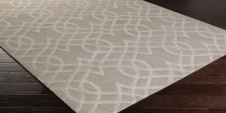 What's underfoot?  June's featured area rug! - McNabb & Risley