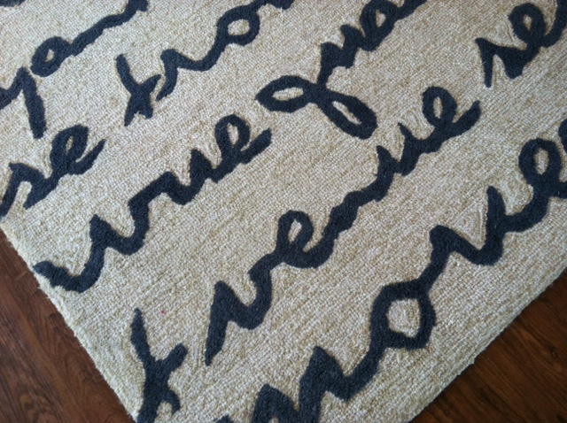 Rugs With Writing Rugs Ideas