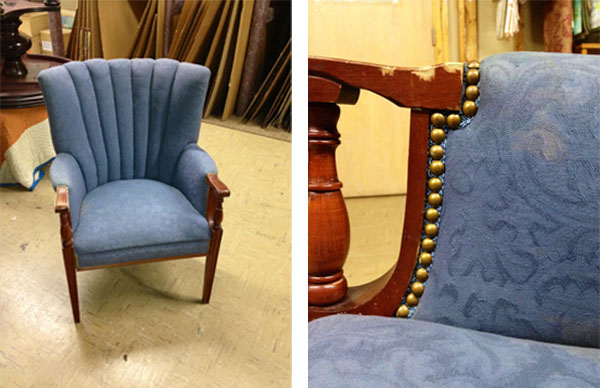 My client's grandmother's charming antique chair - September 2012 Archives - McNabb & Risley
