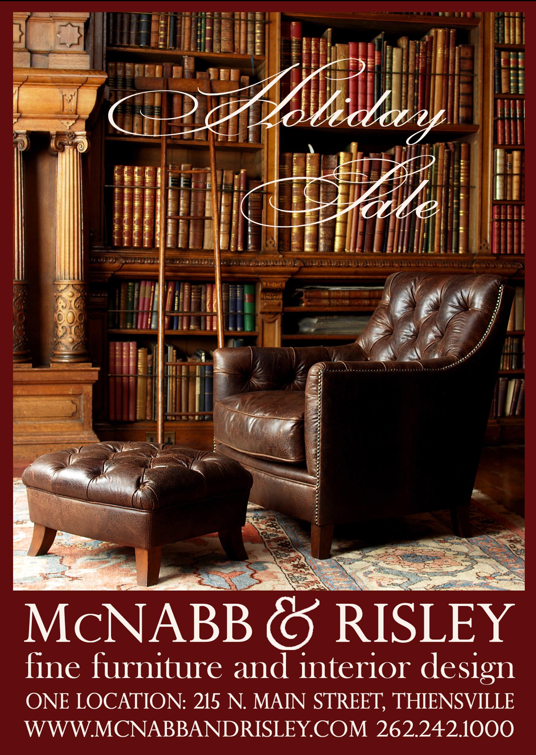 Holiday Sale! - McNabb & Risley