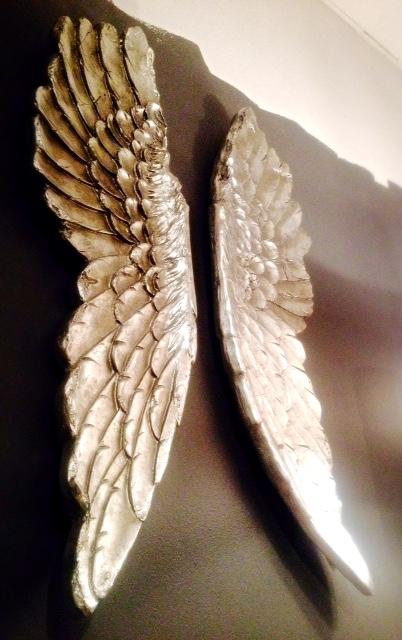 Amanda's wings