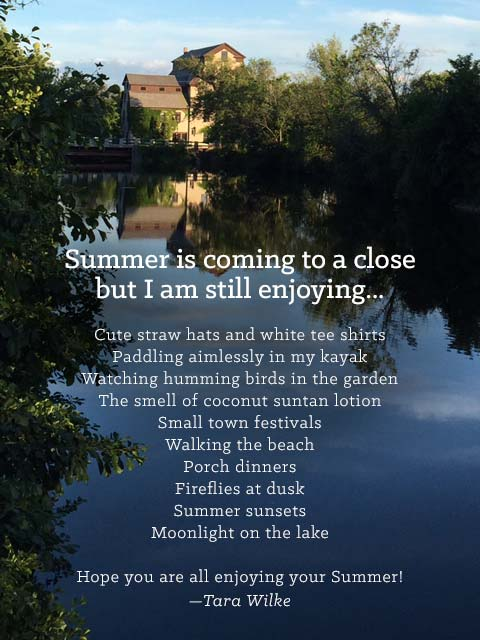 Where did summer go? - McNabb & Risley