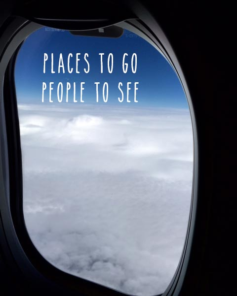 Places to go, people to see! - McNabb & Risley