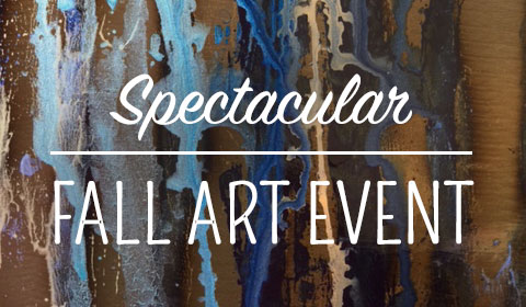 Join us today and tomorrow for our 2nd Annual Art Event! - McNabb & Risley