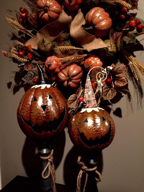 Fun Seasonal Accents For Halloween Are Here! - McNabb & Risley
