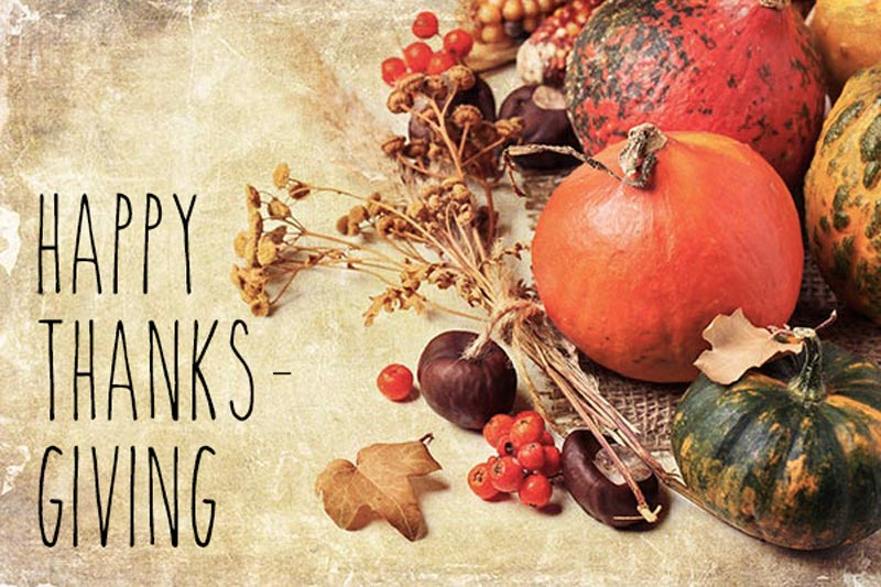 Happy Thanksgiving Everyone! - McNabb & Risley