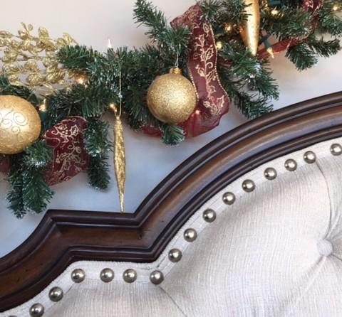 woodbedwithdecorations