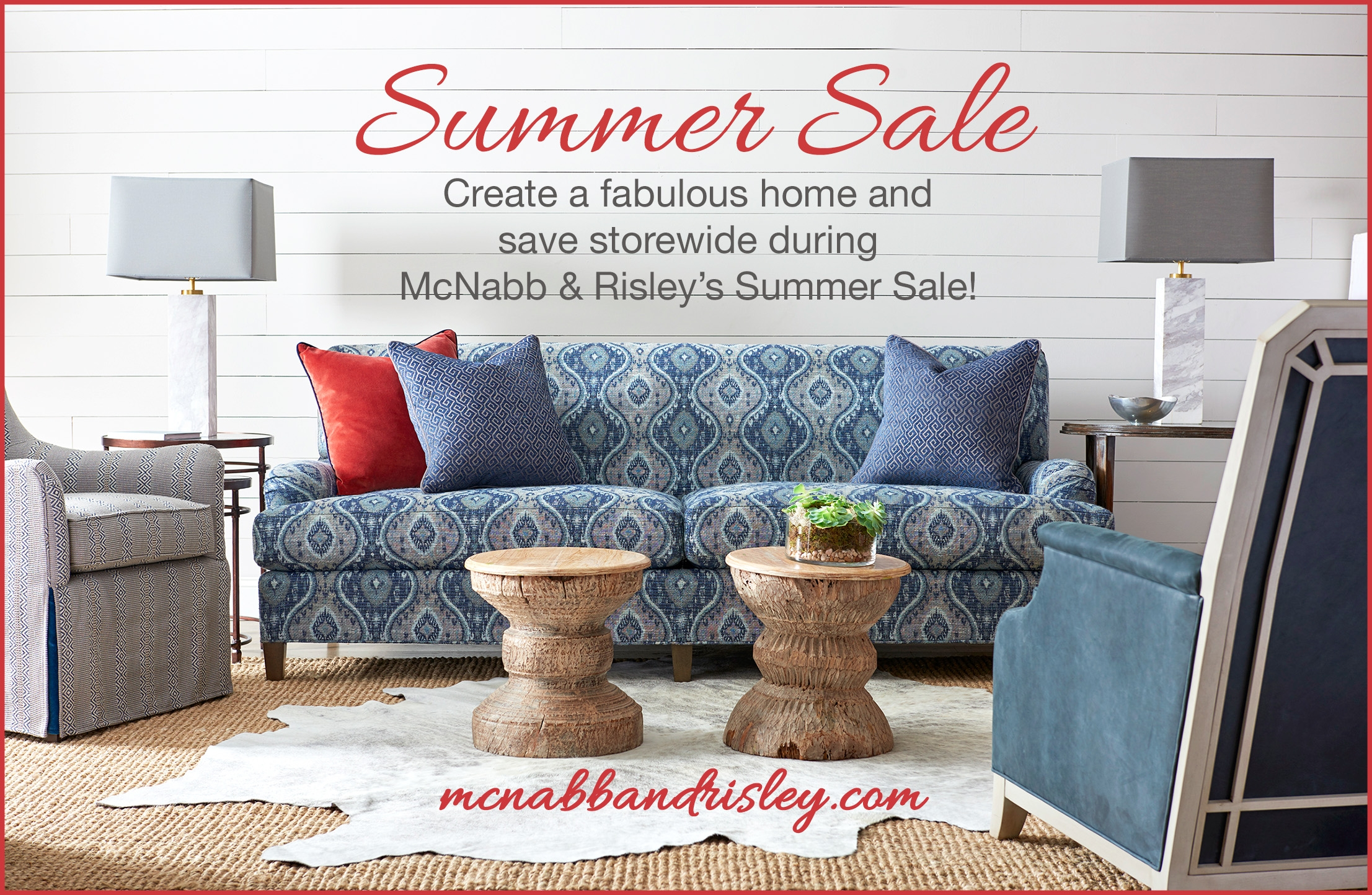Check Out McNabb Risleys Interior Design Blog for the Latest